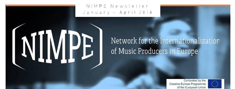 NIMPE nyhedsbrev: Januar – april 2018