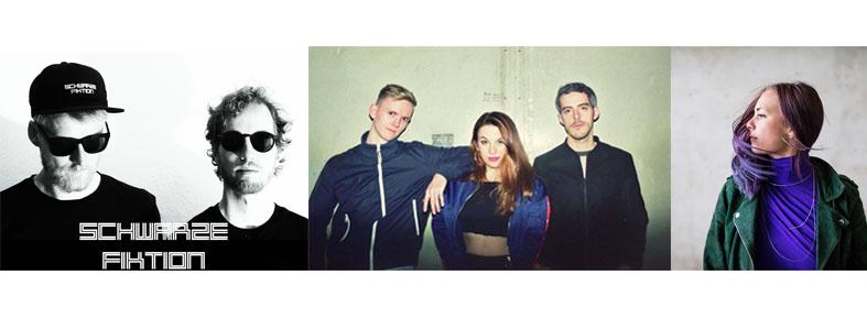 Udvalgte musikere til NIMPE Music Factory
